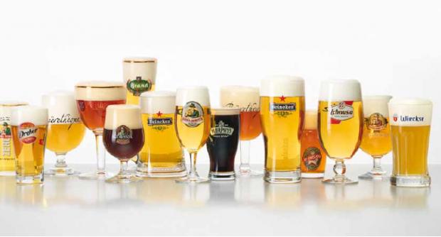 A ciascuna birra il suo bicchiere il for Bicchieri birra prezzi