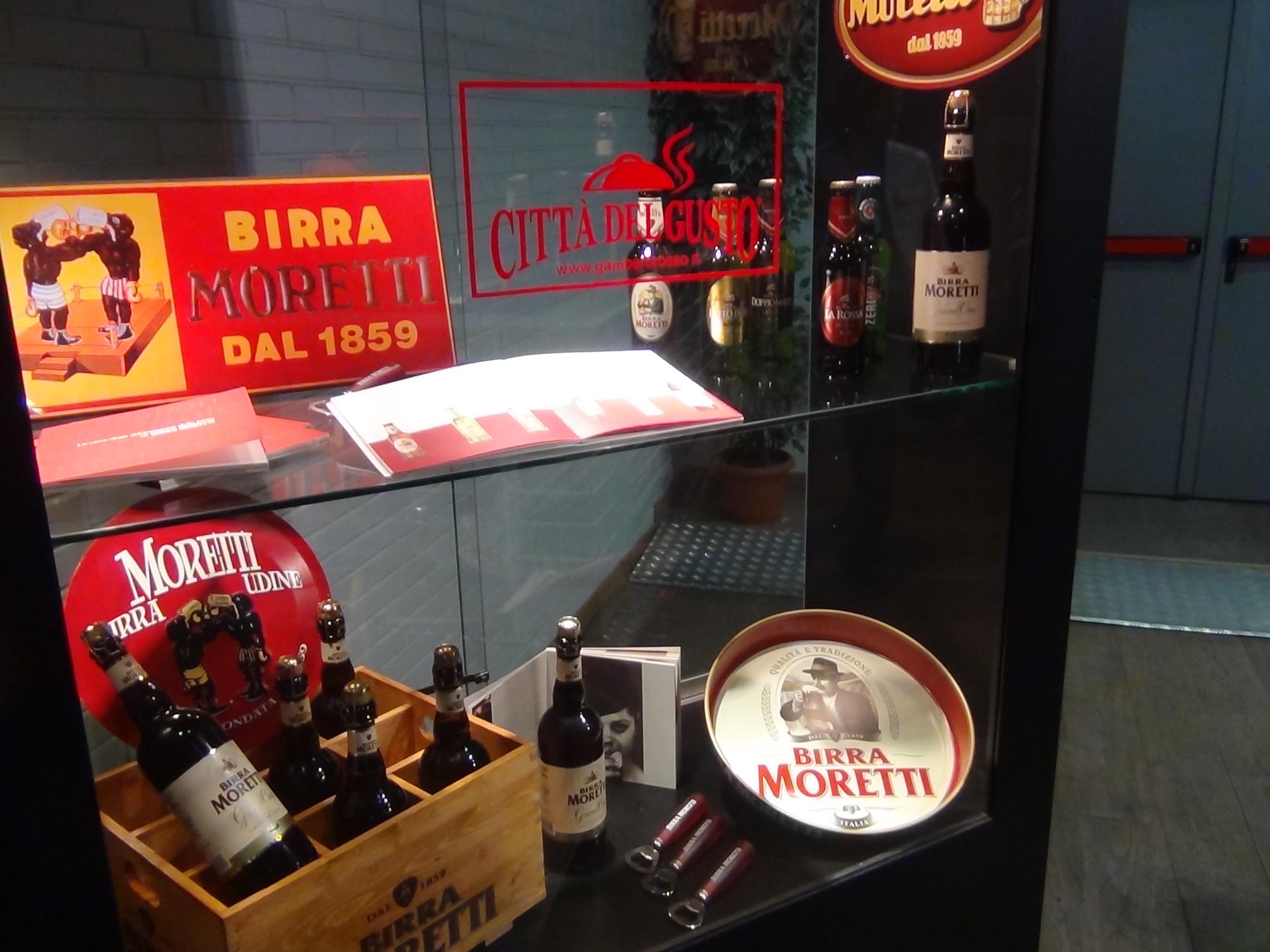 Birra moretti e gambero rosso una partnership da gustare - Corsi cucina roma gambero rosso ...
